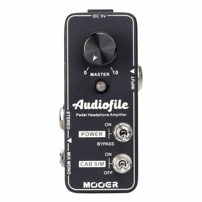 MOOER - Mooer Audiofile Headphone Amplifier Pedal