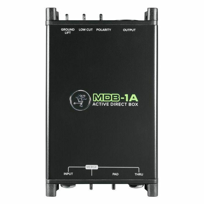 MACKIE - Mackie MDB1A Active Direct DI Box
