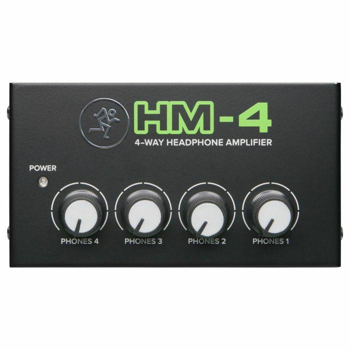 MACKIE - Mackie HM4 4 Way Headphone Amplifier