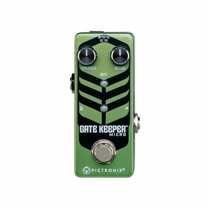 PIGTRONIX - Pigtronix Gatekeeper Micro Noise Gate Pedal (B-STOCK)