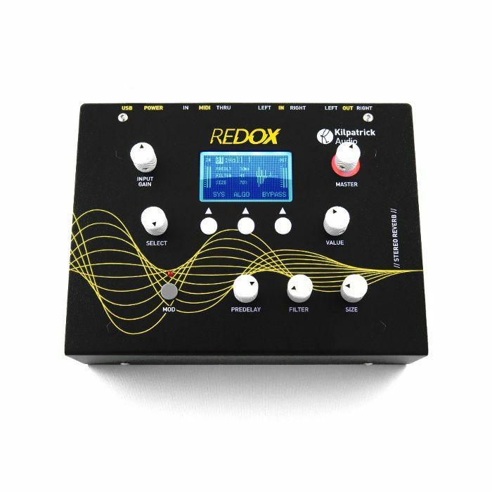 KILPATRICK AUDIO - Kilpatrick Audio Redox Stereo Reverb