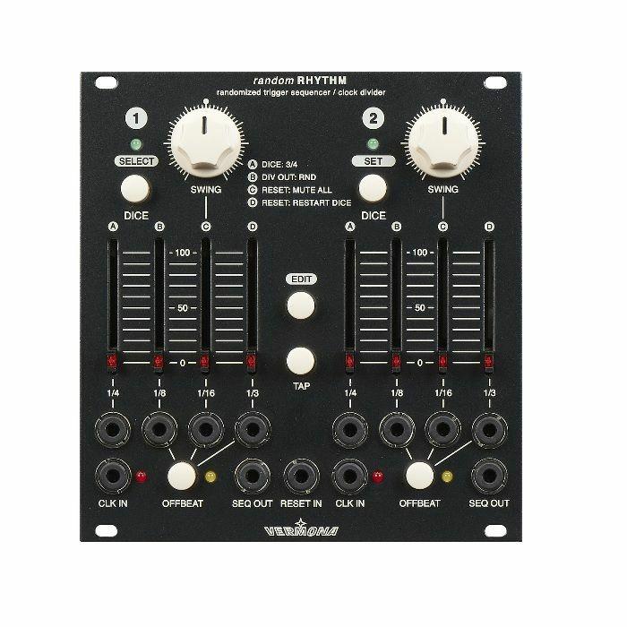 VERMONA - Vermona Random Rhythm Generator Module