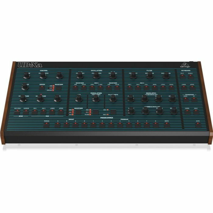 BEHRINGER - Behringer UBXa Polyphonic Analogue Synthesizer