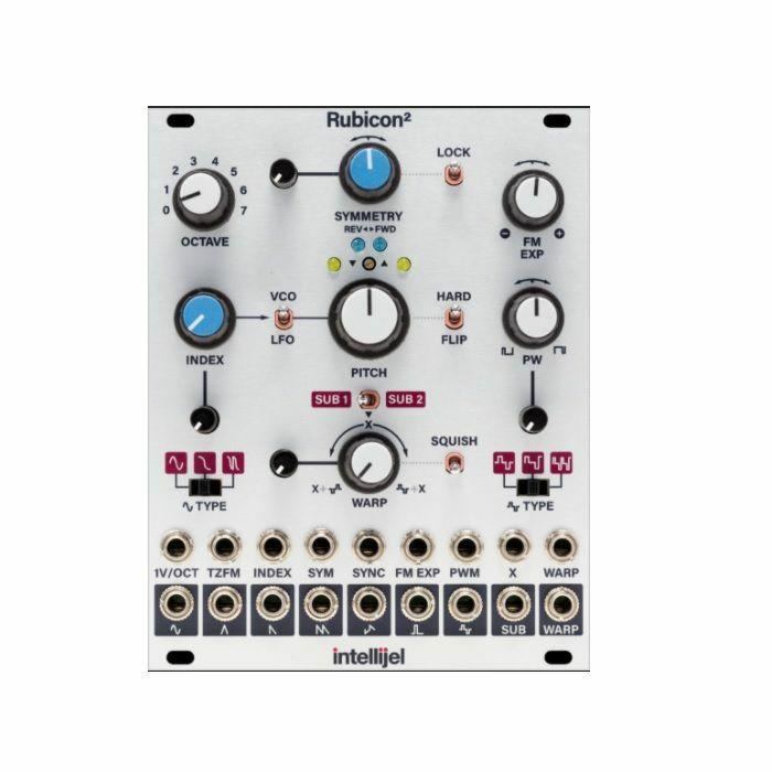 INTELLIJEL - Intellijel Rubicon 2 Thru Zero FM Triangle Core VCO Module