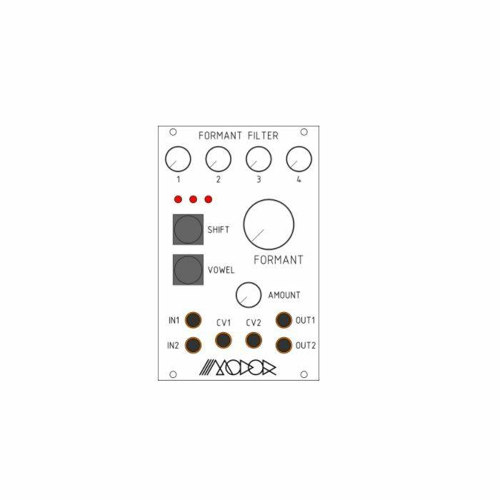 MODOR - Modor Formant Filter Module
