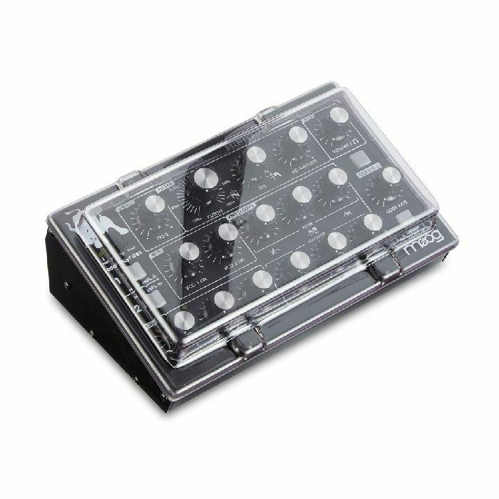 DECKSAVER - Decksaver Moog Minitaur Cover (smoked clear)