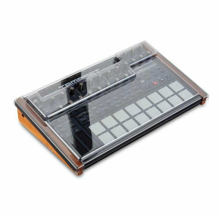 DECKSAVER - Decksaver Dave Smith Instruments Tempest Cover (smoked clear)