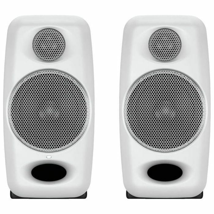 IK MULTIMEDIA - IK Multimedia iLoud Micro Monitor Studio Reference Monitor Speakers (pair, white) ***LIMITED OFFER - CLAIM FREE TRAVEL BAG FROM IK MULTIMEDIA - ENDS 30TH JUNE 2018***
