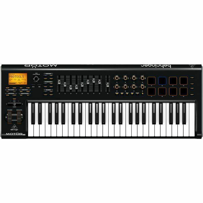 BEHRINGER - Behringer Motor 49 USB MIDI Master Controller Keyboard (B-STOCK)