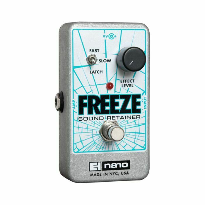 ELECTRO HARMONIX - Electro Harmonix Freeze Sound Retainer Pedal (B-STOCK)