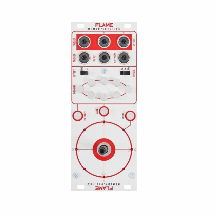 FLAME - Flame Memory Joystick Module With Recording & Saving Capabilities