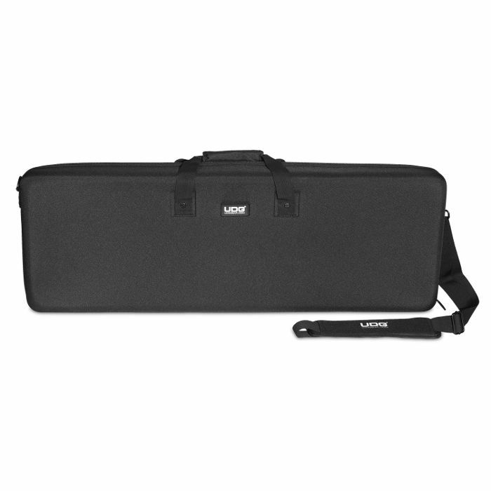 UDG - UDG Creator 49 Keyboard Hard Case For NI Komplete Kontrol S49, Akai Advance 49 & MPK249, M-Audio Oxygen 49 MK IV & Code49, Novation Launchkey 49/49SL MK2 & Others