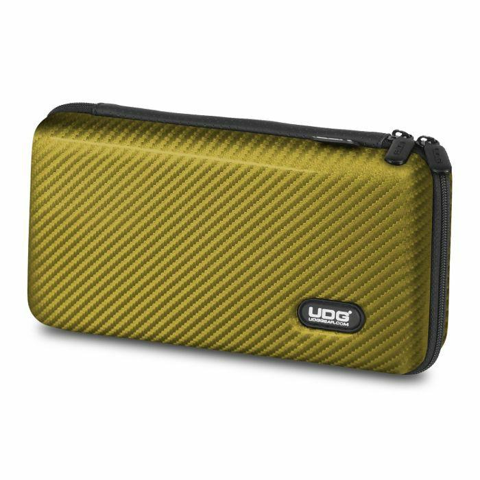 UDG - UDG Creator DJ Turntable Cartridge Hard Case (gold)