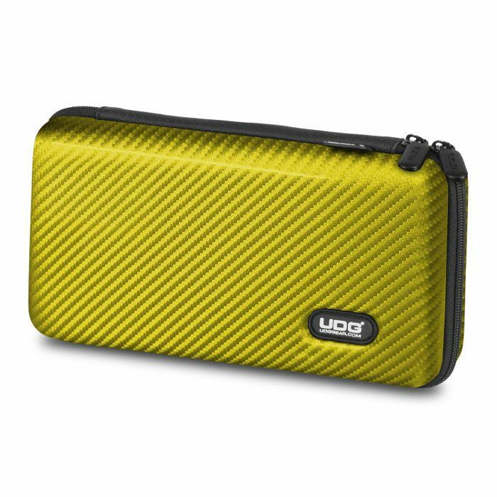 UDG - UDG Creator DJ Turntable Cartridge Hard Case (yellow)