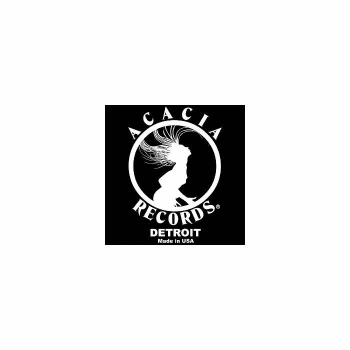 ACACIA RECORDS - Acacia Records Logo Sticker (free with any order)