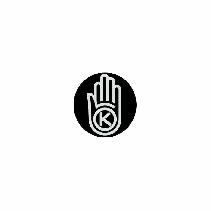 ACACIA RECORDS - Acacia Records K Hand Sticker (free with any order)