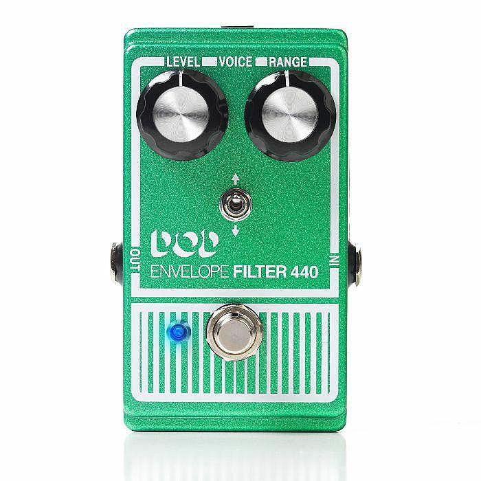 DOD - DOD Envelope Filter 440 Effect Pedal (2014) (B-STOCK)