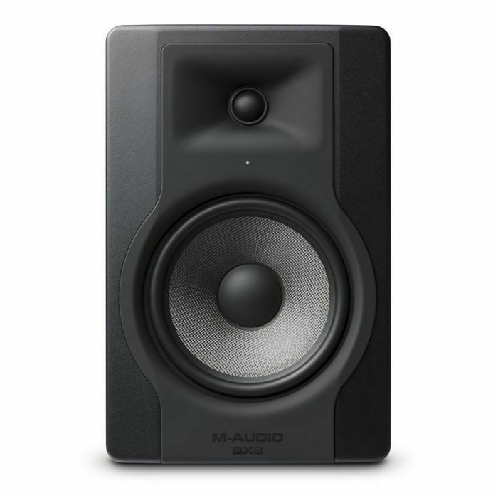 M AUDIO - M Audio BX8 D3 Powered Studio Reference Monitor (single) (B-STOCK)