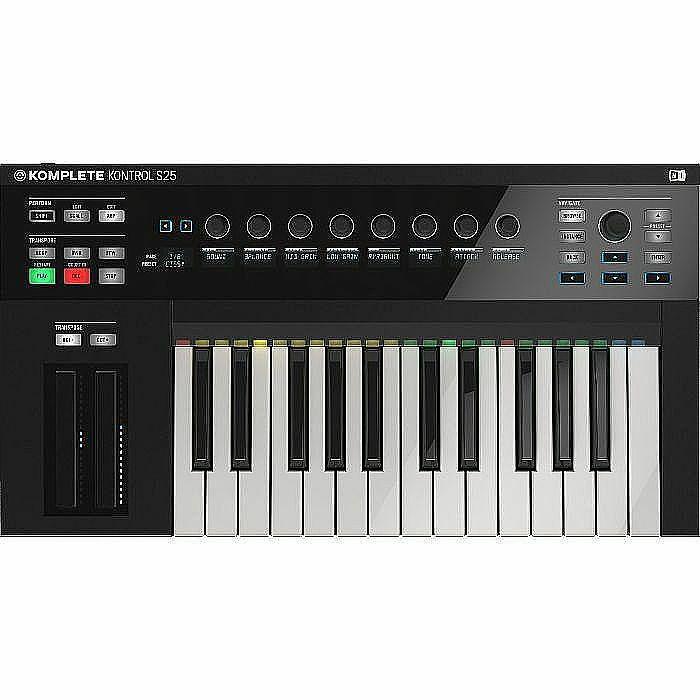 NATIVE INSTRUMENTS - Native Instruments Komplete Kontrol S25 Keyboard (B-STOCK)