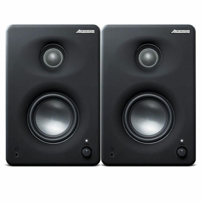 ALESIS - Alesis M1 Active 330 Desktop Studio Monitor Speakers (pair)