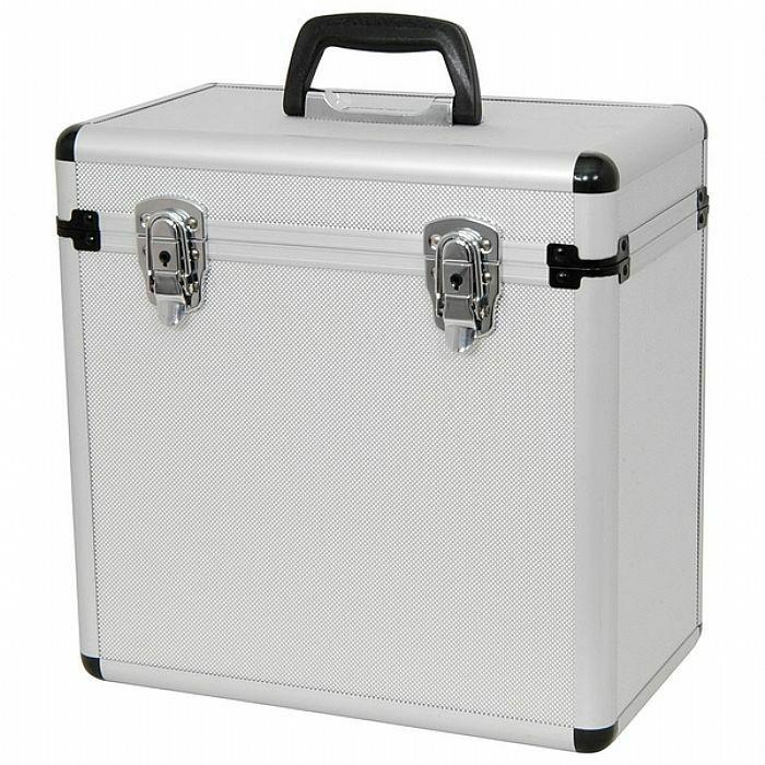 CITRONIC - Citronic Aluminium 12 Inch Vinyl Record Box Flightcase 50 (B-STOCK)