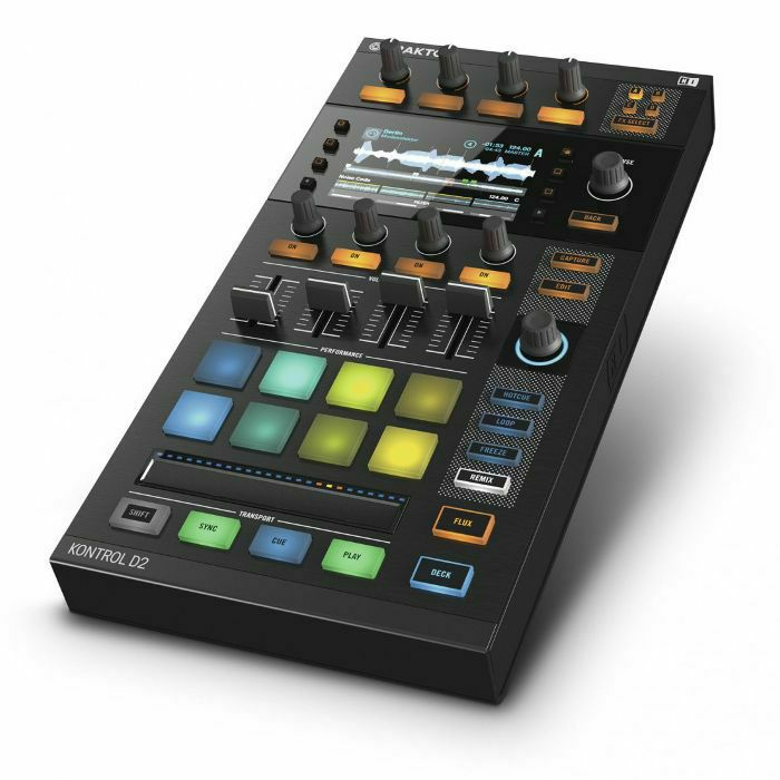 NATIVE INSTRUMENTS - Native Instruments Traktor Kontrol D2 Controller With Traktor Pro 2 Software (B-STOCK)