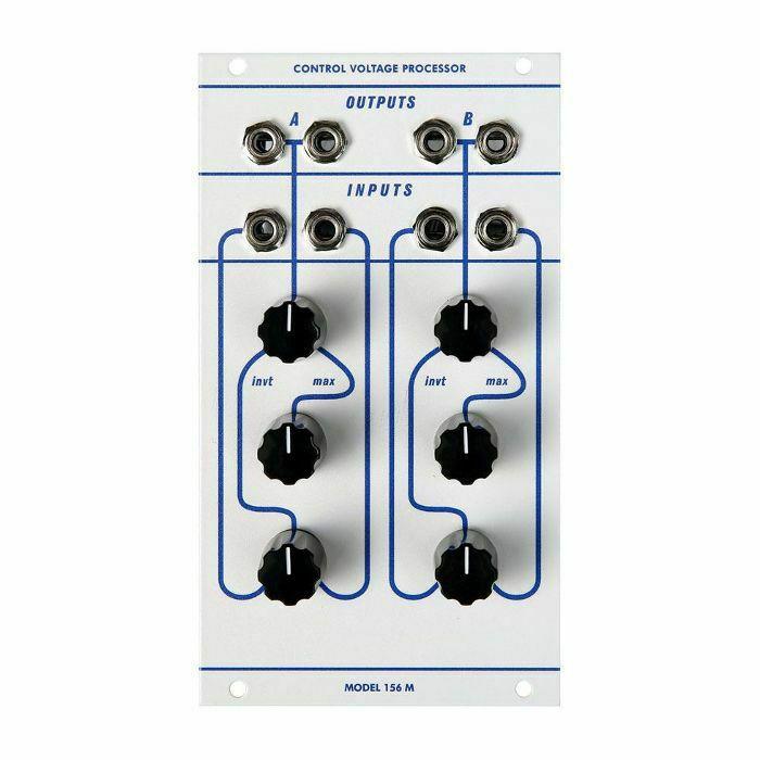 CATALYST AUDIO - Catalyst Audio Model 156M CV Processor Module (B-STOCK)