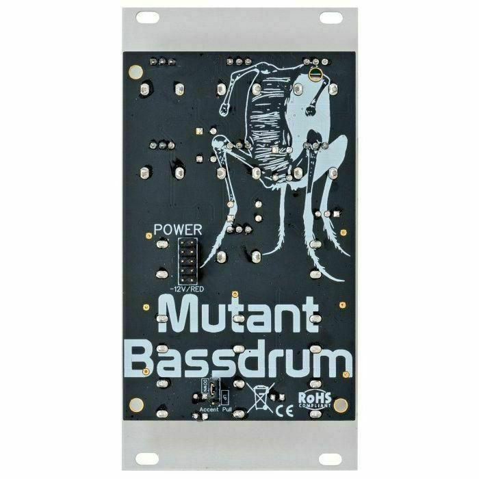 HEXINVERTER - Hexinverter Mutant Bassdrum & Distortion Analog Synthesis Module (B-STOCK)