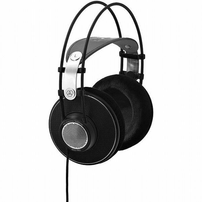 AKG - AKG K612 Pro Studio Headphones (black/silver) (B-STOCK)