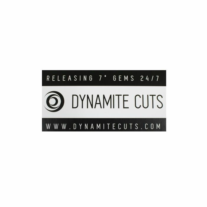 DYNAMITE CUTS - Dynamite Cuts Sticker (free with any order)