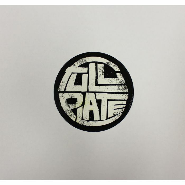 FULL PLATE - Full Plate Sticker (free with any order)