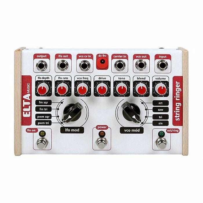 ELTA MUSIC - ELTA Music String Ringer Analogue Ring Modulator Pedal