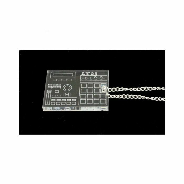 DBH MUSIC - Akai Drum Machine Necklace (B-STOCK)