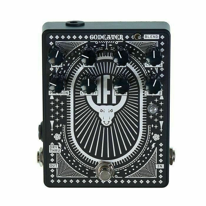 ANIMAL FACTORY - Animal Factory Godeater Distortion Pedal