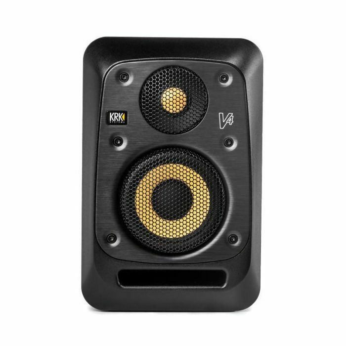 KRK - KRK V6S4 Active Studio Monitor (single, black) (B-STOCK)