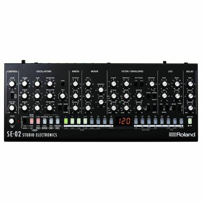ROLAND/STUDIO ELECTRONICS - Roland/Studio Electronics SE02 Analog Synthesizer (B-STOCK)