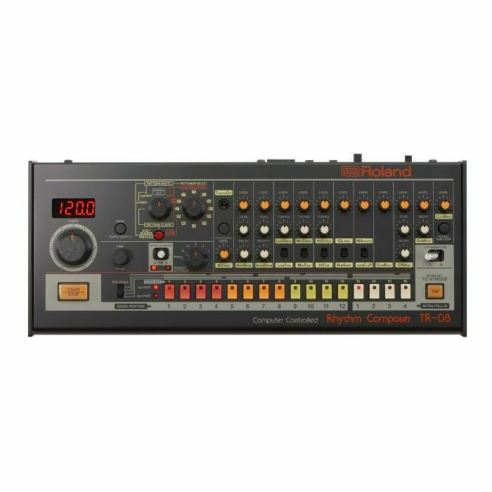 ROLAND - Roland Boutique TR08 Rhythm Composer 808 Drum Machine (B-STOCK)