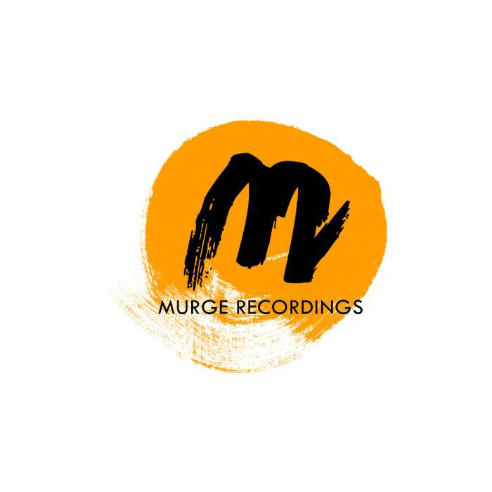 MURGE RECORDINGS - Murge Recordings Sticker (free with any order)