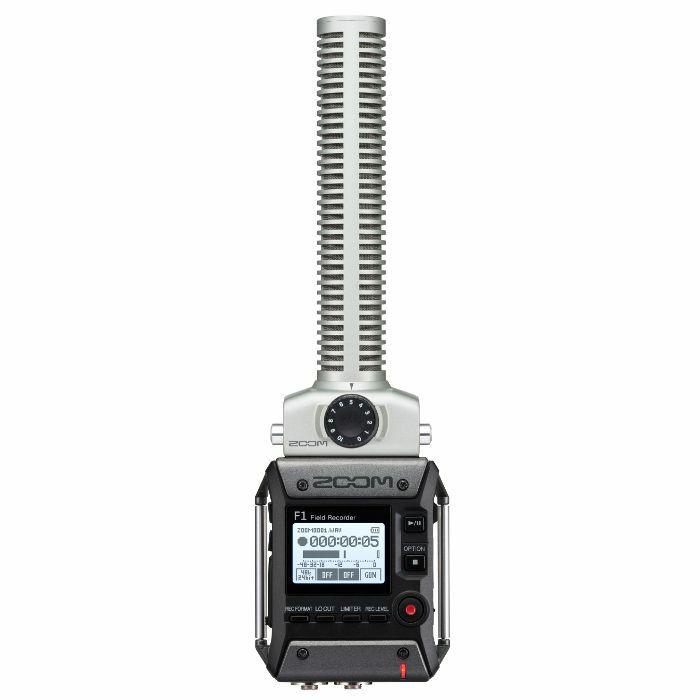 ZOOM - Zoom F1SP Field Recorder & Shotgun Microphone