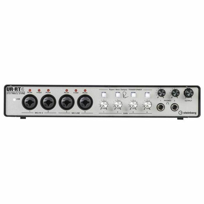 STEINBERG - Steinberg UR RT4 USB Audio & MIDI Interface (UK plug)