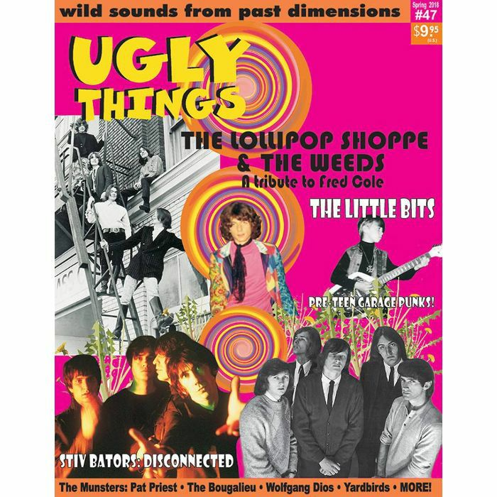 UGLY THINGS - Ugly Things Magazine Issue #47