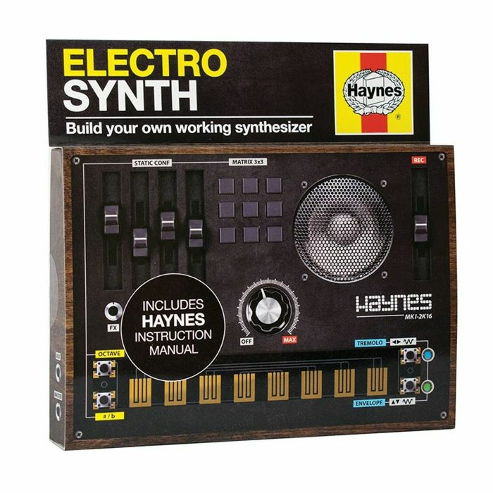 HAYNES - Haynes Electro Synth Kit (requires some basic soldering)