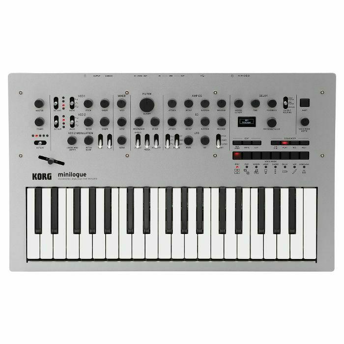 KORG - Korg Minilogue Polyphonic Analog Synthesizer (B-STOCK)