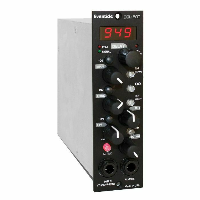 EVENTIDE - Eventide DDL500 Digital Delay Line Module (B-STOCK)