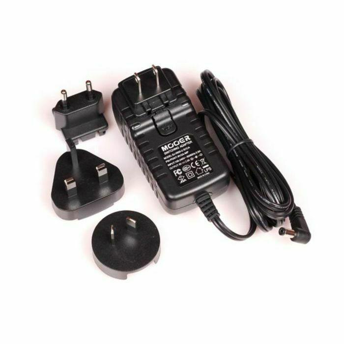 MOOER - Mooer PDNW9V2AMP Multiplug Power Supply (B-STOCK)