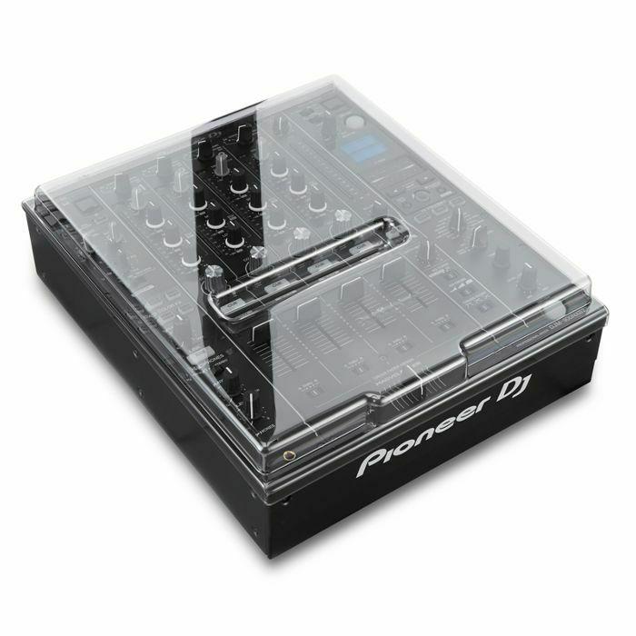 DECKSAVER - Decksaver Pioneer DJM900 NXS2 Cover (smoked clear) (B-STOCK)