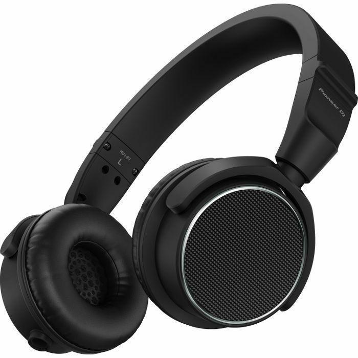 PIONEER - Pioneer HDJ S7 DJ Headphones (black)