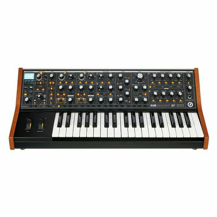 MOOG - Moog Subsequent 37 Paraphonic Analog Synthesizer (B-STOCK)