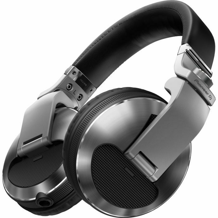 PIONEER - Pioneer HDJX10 DJ Headphones (silver) (B-STOCK)