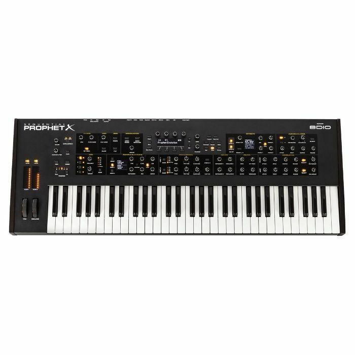 SEQUENTIAL - Sequential Prophet X 8 Voice Analogue Synthesiser